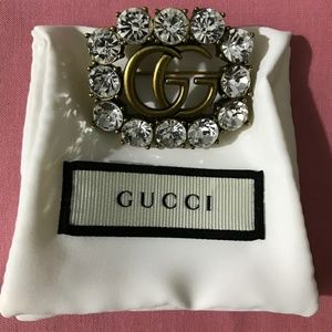 Gucci Brooche